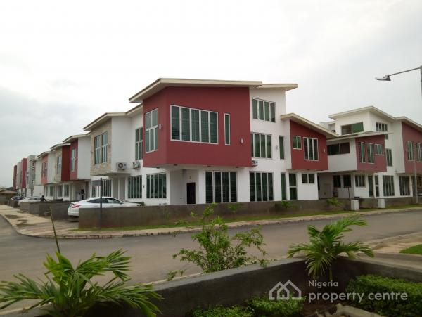 3 Bedroom En-suite Luxury Grenadines Terrace Duplex, Citiview Estate Drive, Warewa, Near Berger, Sharing Fence with Journalist Estate, Berger, Arepo, Ogun, Terraced Duplex for Sale