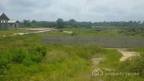 Highly Demanded Plots of Land at Royal Flex Estate, Royal Flex Estate, Otolu Village, 10 Mins Drive From Dangote Refinery, Lekki Free Trade Zone, Lekki, Lagos, Mixed-use Land for Sale