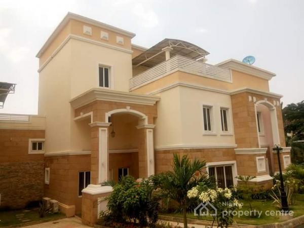 Beautifully Crafted, Luxury 3 Bedroom Detached Duplex with a Room Servants Quarters, Maitama District, Abuja, Detached Duplex for Rent