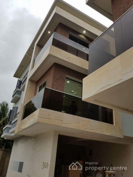 For Sale Newly Built 4 Bedroom Terrace House With A Room