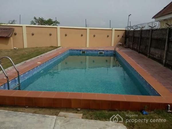 Luxury 5 Bedroom Duplex, Nicon Town, Lekki, Lagos, Detached Duplex for Sale