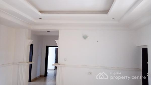 Service 3 Bedroom Flat, Kado, Abuja, Flat for Rent