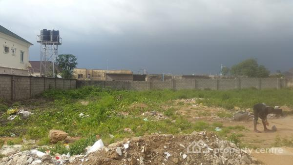Residential Plot, By Next Cash and Carry, Kado, Abuja, Residential Land for Sale