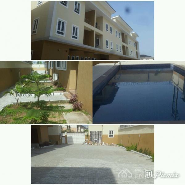 For Sale Exquisitely Built 4 Bedroom Terrace House Oniru