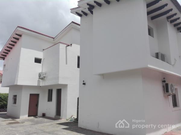 Luxury 5 Bedroom Duplex, 5, Asa Street, Off Usuma Street, Maitama District, Abuja, Detached Duplex for Rent