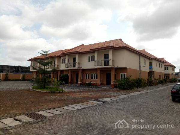 4 Bedroom Terrace Duplex with a Room Bq, Bode Thomas, Surulere, Lagos, Terraced Duplex for Sale
