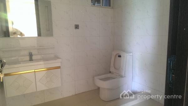 5 Bedrooms Terrace Luxury Duplex with 1 Room B/q, Ikate Elegushi, Lekki, Lagos, Terraced Duplex for Rent