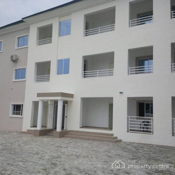 Newly Built 2 Bedroom with Generator, Katampe Extension, Katampe, Abuja, Flat for Rent