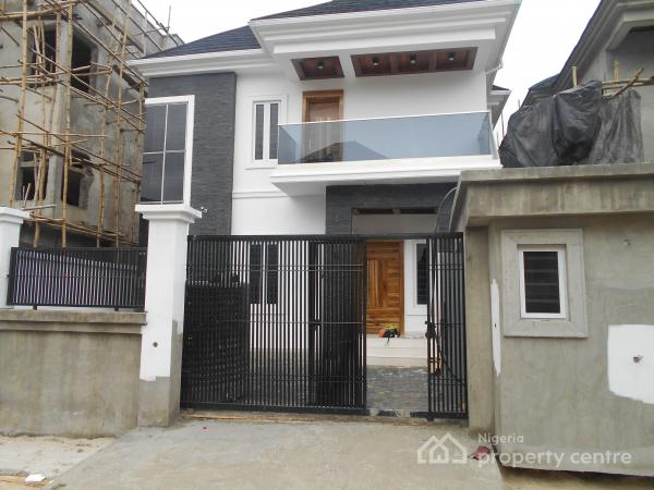 Luxury 5 Bedroom Detached Duplex with Excellent Facilities, Osapa, Lekki, Lagos, Detached Duplex for Sale