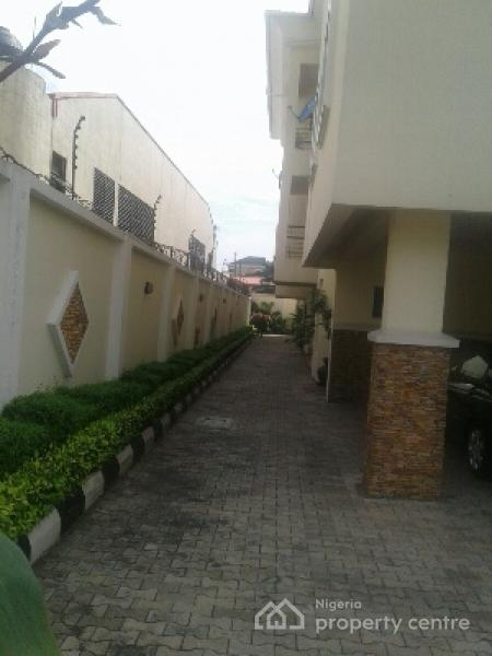 3 Bedroom Luxury Service Flat, Parkview, Ikoyi, Lagos, Flat for Rent