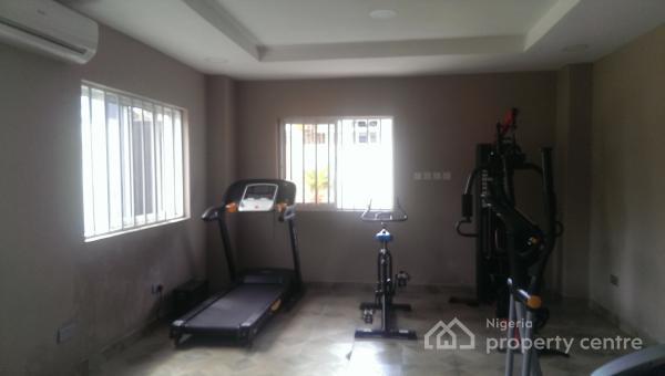 Luxurious 3 Bedroom Serviced Apartment with 1 Room B/q, Oniru, Victoria Island (vi), Lagos, Flat for Rent