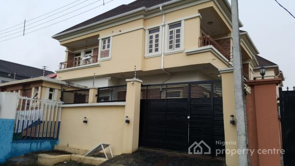Luxuriously finished and spacious 5 bedroom detached house for Kitchen cabinets for sale in lagos