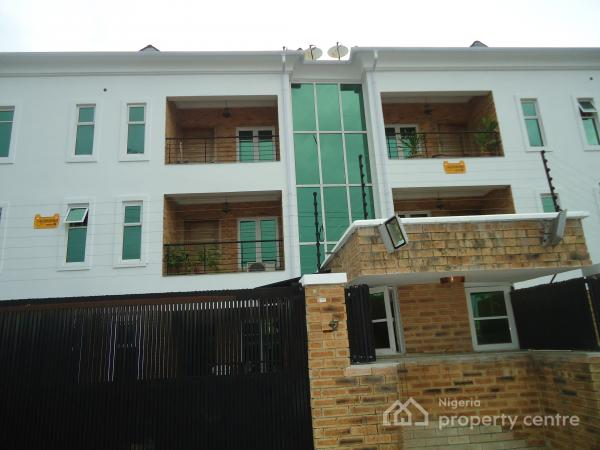 2nos of Excellent 3 Bedroom Flat, Along Ochid Road, Lekki, Lagos, Flat for Rent