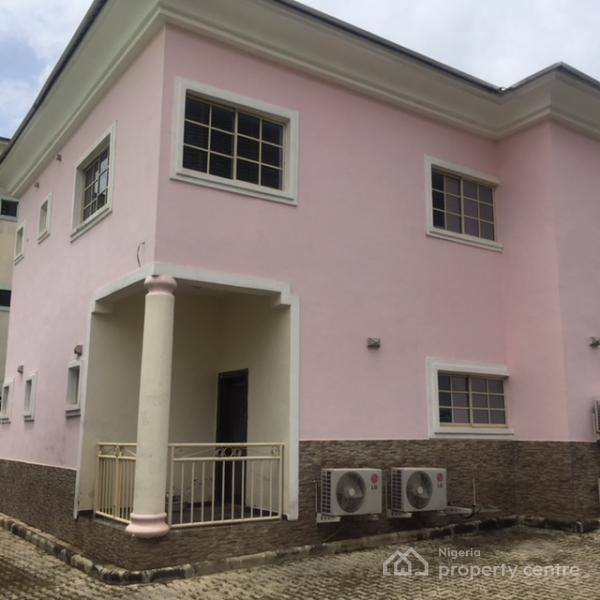 Duplex Housing For Rent: For Rent: Luxury 5 Bedroom Detached Duplex , Jabi, Abuja