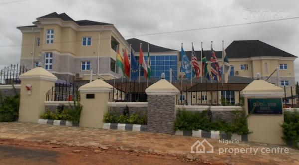 For sale functional 50 rooms hotel for sale at asaba for Houses for sale with suites