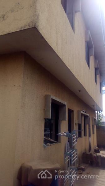 Twin Duplex, 6, Adeshina Ogunfolu Street, Off Ojokoro Road, Eyita, Ikorodu, Lagos, Semi-detached Duplex for Sale