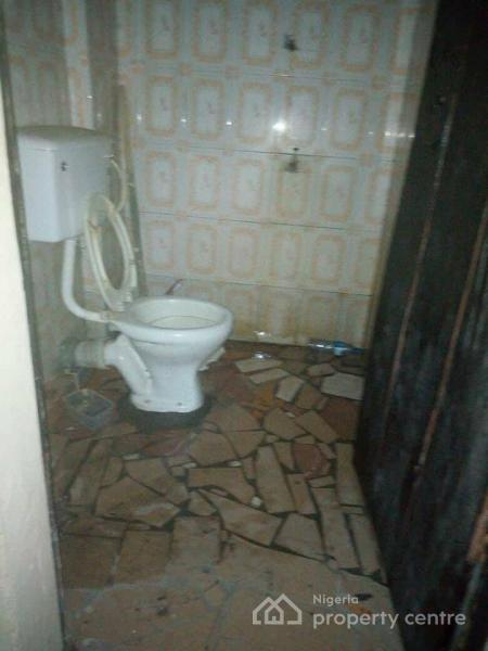a Clean Mini Flat with 1 Toilet (working Class Preferable), Ajayi Road, Via Excellent Hotel, Ogba, Ikeja, Lagos, Mini Flat for Rent