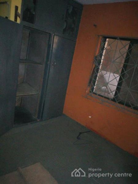 a Clean Mini Flat with 1 Toilet (working Class Preferable), Odobo Estate, Oke Ira, Ogba, Ikeja, Lagos, Mini Flat for Rent