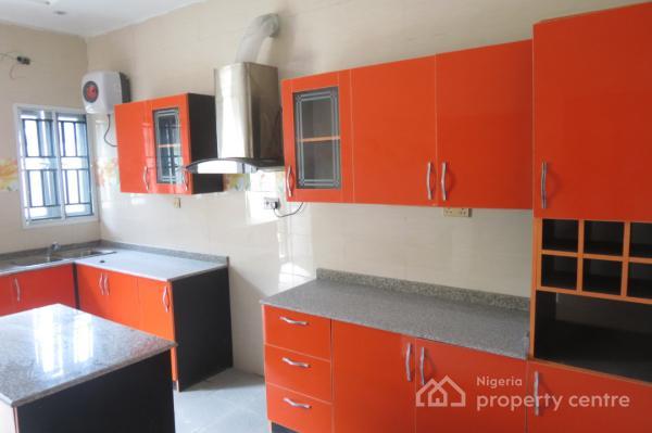 Well Built 4 Bedroom Semi Detached House, Sango Tedo, Crown Estate, Ajah, Lagos, Semi-detached Duplex for Sale