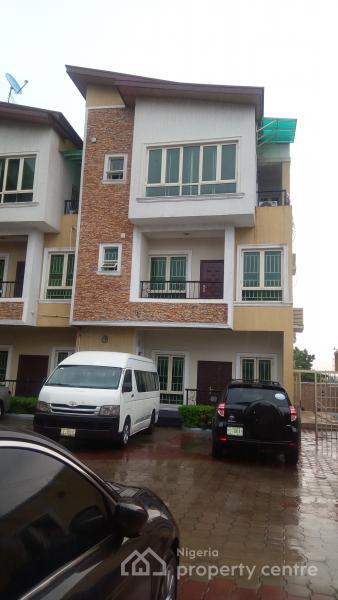 4 Bedrooms Terrace Duplex, Lekki Right, By Elf, Lekki Phase 1, Lekki, Lagos, Terraced Duplex for Sale