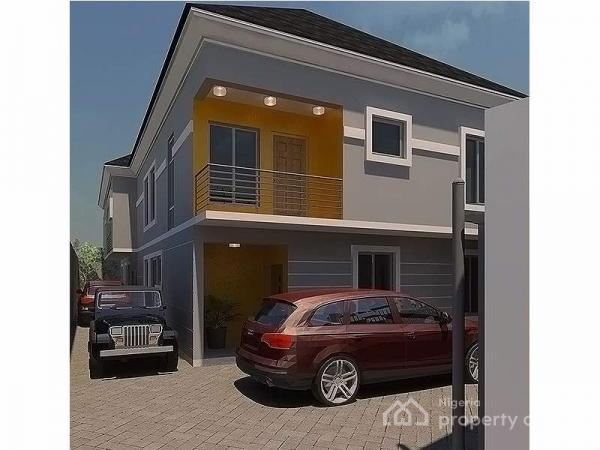 Luxury Newly Built 3 Bedroom, Yaba, Lagos, Flat for Sale