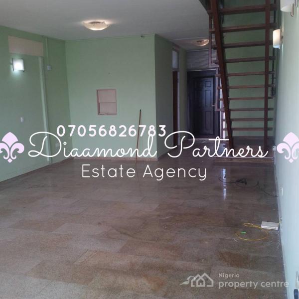 Luxury 2 Bedroom, 24hr Light  Maisonette, Victoria Island Extension, Victoria Island (vi), Lagos, Terraced Duplex for Rent