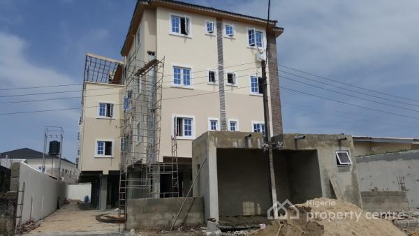 Well Built and Nice 2 Bedroom Apartment, Igbo-efon, Before Chevron Headquarters, Lekki Expressway, Lekki, Lagos, Flat for Sale