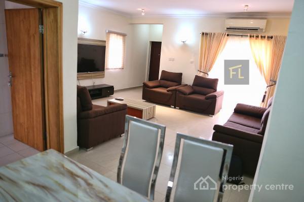 Beautifully Furnished 3 Bedroom Flat, Niyi Okunubi Street, Lekki Phase 1, Lekki, Lagos, Flat Short Let