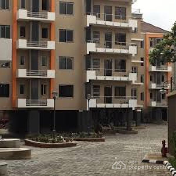Luxury 3 Bedroom Flats Plus 1 Room Bq., Maitama District, Abuja, Flat for Rent