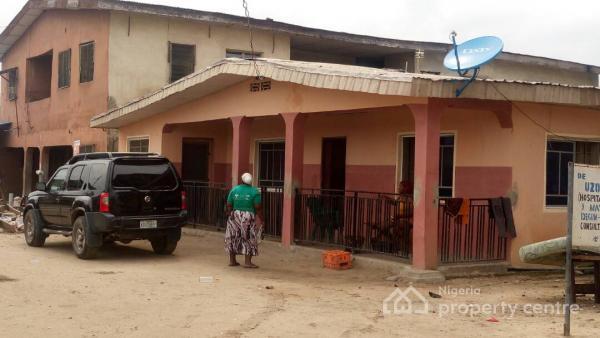 Building of 4 Mini Flat and 4 Rooms En Suit, Mayegun Street Off Lawanson, Satellite Town Ijegun Via Badagry Expressway, Lawanson, Surulere, Lagos, Detached Bungalow for Sale