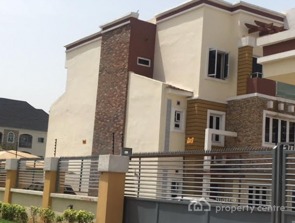 Lovely 3 Bedroom Terrace Duplex, Wuye, Abuja, Terraced Duplex for Sale