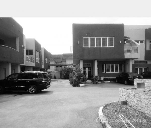 4 Bedroom Duplex, Uk Standard, Life Camp, Gwarinpa, Abuja, Terraced Duplex for Rent