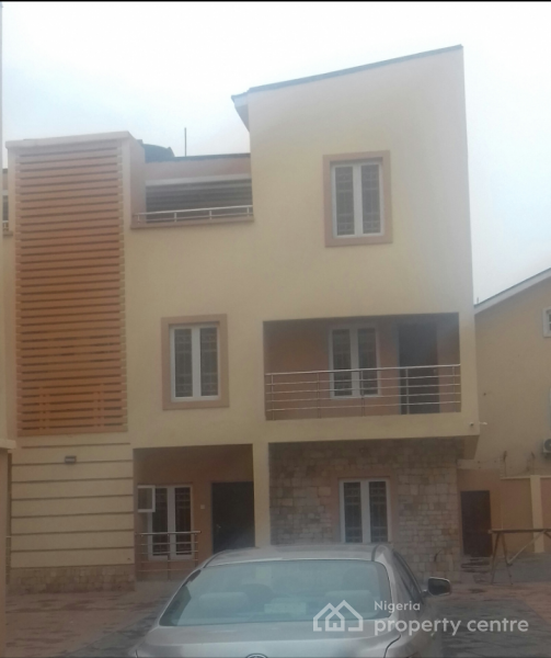Brand New 5 Bedroom All Rooms En Suite Semi-detached Luxury Duplex, Anthony Village, Lagos  State, Anthony, Maryland, Lagos, Semi-detached Duplex for Sale
