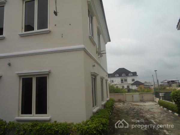 Luxury 5 Bedroom Detached Duplex with Excellent Facilities, Victory Park Estate, Osapa, Lekki, Lagos, Detached Duplex for Rent