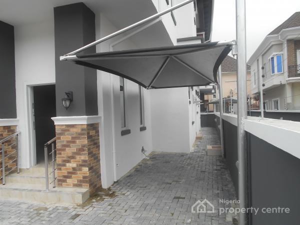 Luxury 5 Bedroom Detached Duplex with Excellent Facilities, Idado, Lekki, Idado, Lekki, Lagos, Detached Duplex for Rent