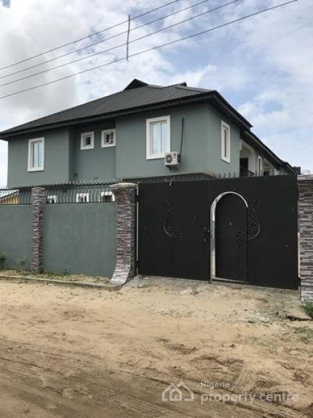 4 Units of 2 Bedroom Flats, Awoyaya, Ibeju Lekki, Lagos, Flat for Sale