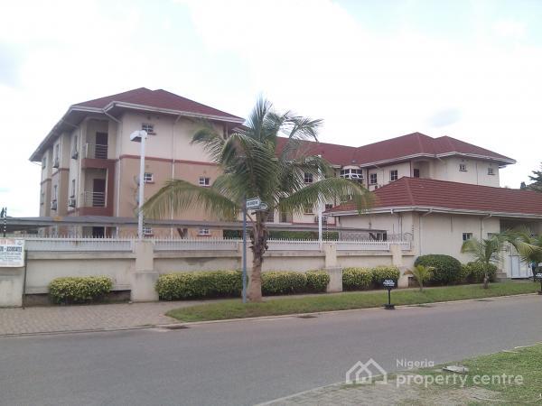 Fully Serviced Two Bedroom Flat, No 1 Ekong Okoli Close, Off Mike Akhigbe, Jabi, Abuja, Flat for Rent