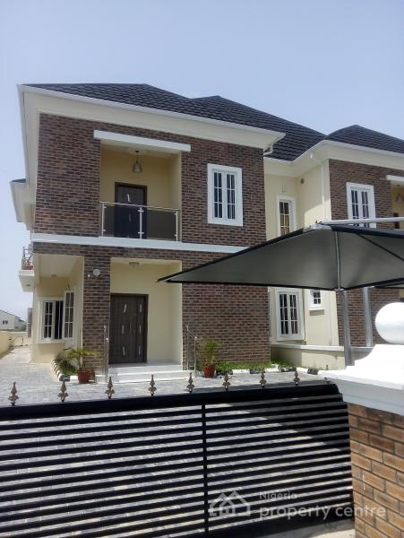 For sale 5 bedrooms fully detached duplex megamound for Homes with 5 bedrooms for sale