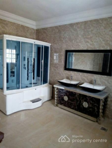 Newly Built Duplex with Swimming Pool, Bq, Around 5th Avenue, Close to Emirate Hotel and Diamond Bank, Gwarinpa Estate, Gwarinpa, Abuja, Detached Duplex for Sale