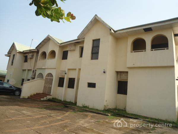 a Well Renovated and Luxurious 5 Bedroom Duplex, Ibeto Hotel Road, Adjacent Cbn Quaters, Gudu, Abuja, Semi-detached Duplex for Rent