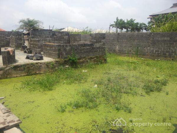 593.730sqm Land, Atlantic View Estate,  Alpha Beach, Lekki, Lagos, Residential Land Joint Venture