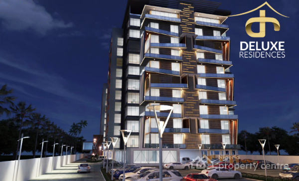 Luxury  3 Bedrooms Plus a Maids Room ( Ocean View Apartments) Construction Currently Ongoing., Water Corporation Drive, Victoria Island, Victoria Island Extension, Victoria Island (vi), Lagos, Flat for Sale
