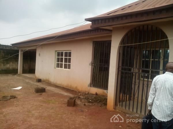 4 Bedroom Flat, Olapeju Estate, Mowe, Mowe Ofada, Ogun, Detached Bungalow for Sale