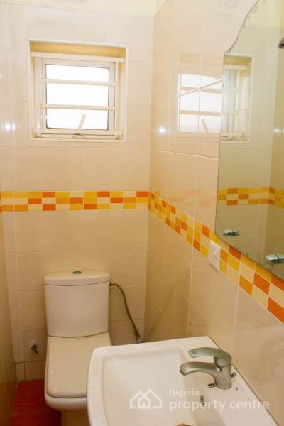 4 Bedroom Serviced  Semi Detached Duplex, Atlantic View Estate, 4th Roundabout, Osapa, Lekki, Lagos, Terraced Duplex for Sale
