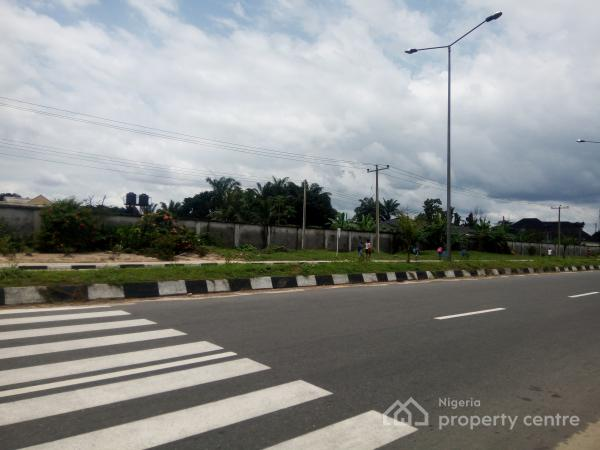 Well Located, Fully Fenced and Gated 7,977.02 Square Meters of Dry and Firm Industrial Land at Trans Amadi By Nlng, By Nlng, Trans Amadi, Port Harcourt, Rivers, Industrial Land for Rent