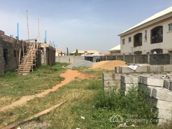 Caracas, Behind Living Faith Church, Kubwa, Abuja, Block of Flats for Sale
