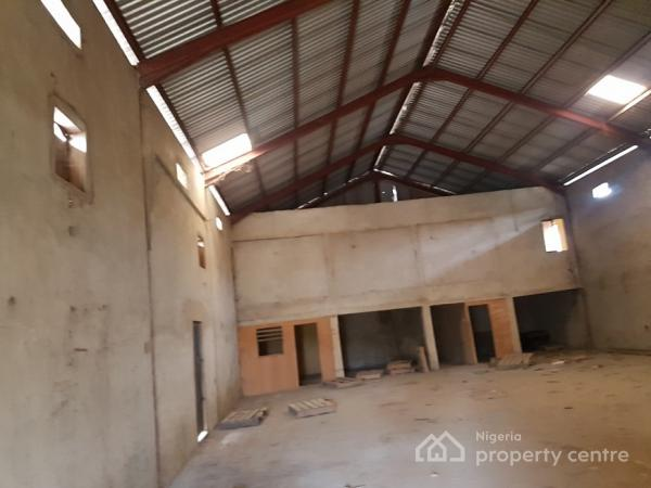 for rent warehouse office space for storage manufacturing ikeja lagos ref 198281. Black Bedroom Furniture Sets. Home Design Ideas
