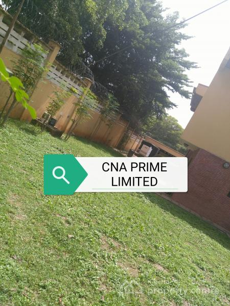 5 Bedroom Detached Corner Piece Duplex, Volta Close, Maitama District, Abuja, Detached Duplex for Sale