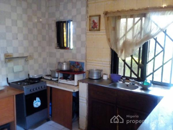 Very Lovey 3 Bedroom Set Back, Abule Egba, Agege, Lagos, Detached Bungalow for Sale