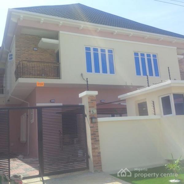 Www Duplexes For Rent Com: 4 Bedroom Semi Detached Duplex, Lekki, Lagos